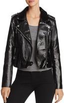 Blank NYC Blanknyc Steel Panther Moto Jacket