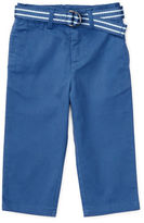 Ralph Lauren Childrenswear Belted Stretch Chinos