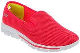 Skechers As Is GOwalk Slip-on Mesh Sneakers - Dazzle