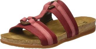 El Naturalista Women's NF49 Soft Grain-Pleasant Tibet-Sandalo/Zumaia Flat Sandal 41 Medium EU (10 US)