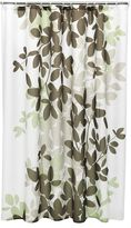 Apt. 9 zen leaf fabric shower curtain
