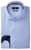 HUGO BOSS Jery Slim Fit Dress Shirt