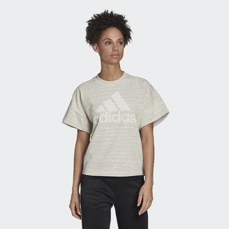 adidas Melange French Terry Sweatshirt