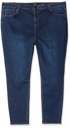 Simply Be Women's Ladies Petite Chloe High Waist Skinny Jeans