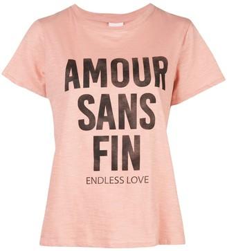 Cinq à Sept printed Endless Love T-shirt