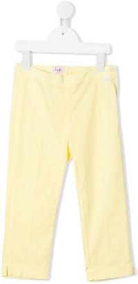 Il Gufo Slim-Fit Capri Trousers