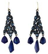 Alexis Bittar Elements Lapis Chandelier Earrings