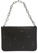 Alexander Wang Attica Chain Leather Pouch - None