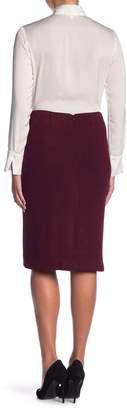 Nanette Lepore Knit Pencil Skirt