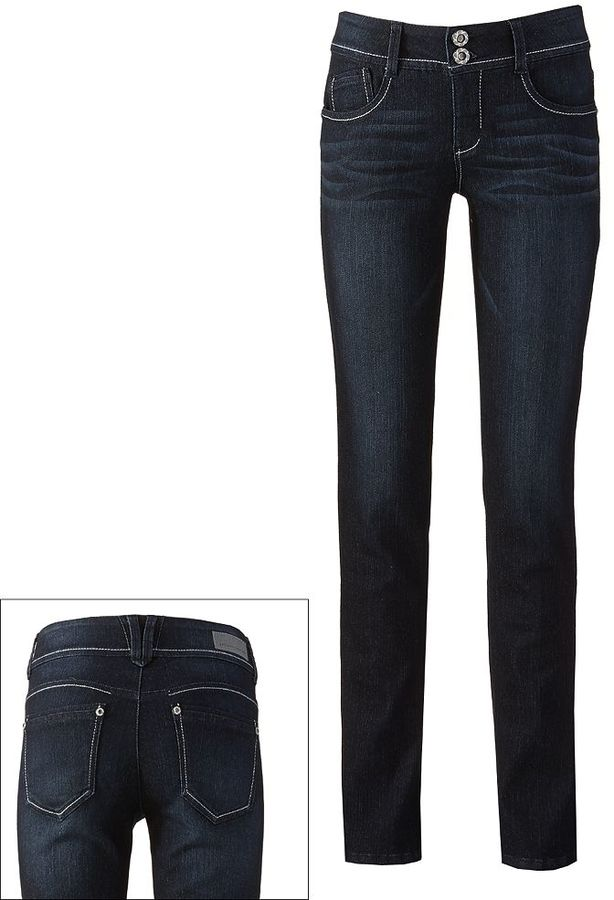 Artisan crafted by democracy skinny bootcut jeans