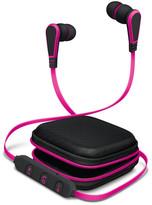 iWORLD Pink Bluetooth Headphones