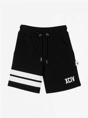 GCDS Shorts With Drawstring