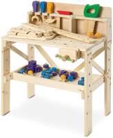 Fao Schwarz Wooden Toy Workbench - Ages 3+