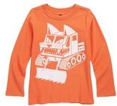 Tea Collection Toddler Boy's Snow Cat T-Shirt