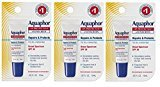 Aquaphor Lip Protectant Plus Sunscreen SPF 30 0.35 Ounce (Pack of 3)