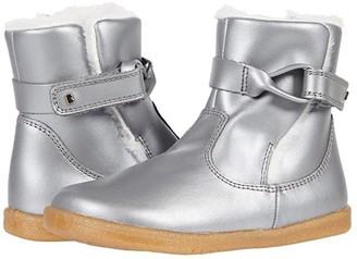 Bobux I-Walk Whistler Arctic (Toddler) (Charcoal Shimmer) Girl's Shoes