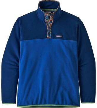 Patagonia Micro D Snap-T Fleece Pullover - Men's