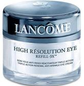 Lancôme High Résolution Eye Refill-3x Triple Action renewal Anti-Wrinkle Eye Cream
