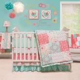 The Peanut Shell Mila 4-Piece Crib Bedding Set