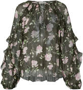Ulla Johnson Azalea ruffle blouse