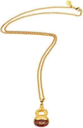 Ben-Amun Stamp Pendant Necklace