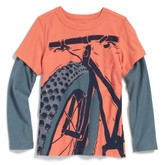 Tea Collection Toddler Boy's Fat Bike Graphic T-Shirt