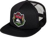 Quiksilver Men's Eddie Emblem Trucker Hat