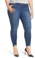 KUT from the Kloth Plus Size Women's Skinny Ankle Jeans