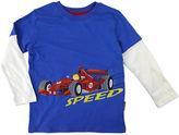 Asstd National Brand Boys Graphic T-Shirt-Toddler 2T-5T