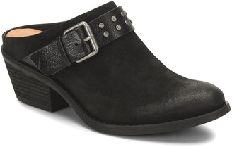 Sofft Buckled Mules - Adena