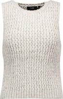 Theory Malda Meridian stretch-knit top