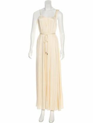 Matthew Williamson Sleeveless Maxi Dress