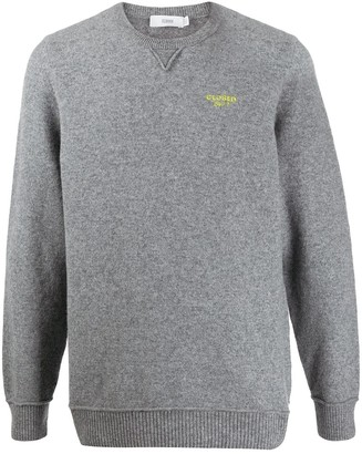 Closed Logo Embroidered Jumper
