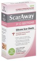 ScarAway® 4-Count C-Section Patch