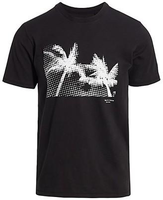 Rag & Bone Palm Graphic T-Shirt