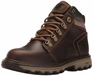Caterpillar Women's Ellie/Dark Beige Work Boot 9 M US