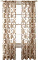 Royal Velvet Belgravia Rod-Pocket Sheer Curtain Panel
