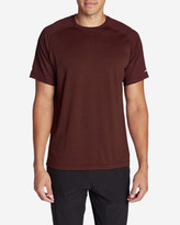 Eddie Bauer Men's Resolution Short-Sleeve T-Shirt - Stripe
