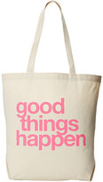 Dogeared Good Things Happen Tote