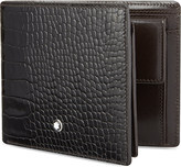 Montblanc MeisterstÃ1⁄4ck selection wallet with coin case