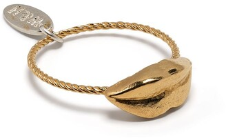 Wouters & Hendrix Lips Thin Band Ring