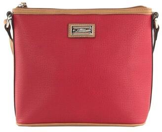 Cellini CSR067 Rosa Zip Top Crossbody Bag