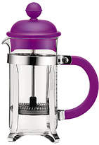 Bodum Caffettiera Coffee Maker, 3 Cup, 350ml, Purple