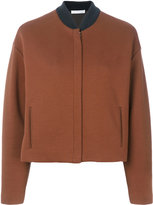 Fabiana Filippi casual jacket - women - Silk/Cotton/Polyester/Polybutylene Terephthalate (PBT) - 40