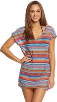 Anne Cole Triangle Stripe Cover Up Dress 8151747