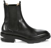 Alexander Wang Andy Leather Chelsea Boots
