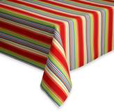Bed Bath & Beyond Mystic Stripe 70-Inch Round Tablecloth