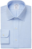 Brooks Brothers Regent Classic-Fit Non-Iron Pinpoint Solid Dress Shirt
