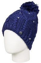 Roxy SNOW Women's Shooting Star Pom Pom Beanie