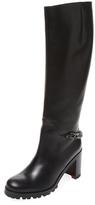 Christian Louboutin Napoleo Tall Leather Boot